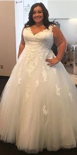 Wedding Dresses For Larger Ladies 348 Best Wedding Dresses Images On Pinterest Marriage Wedding