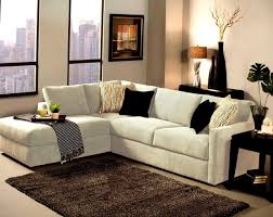 leather wrap around couch home design ideas
