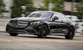 rose gold mercedes 2015 mercedes benz s65 amg coupe test u2013 review u2013 car and driver