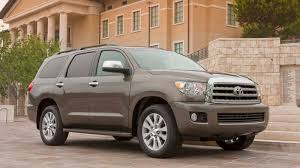 nissan armada 2017 vs toyota sequoia 2017 toyota sequoia review u0026 ratings edmunds