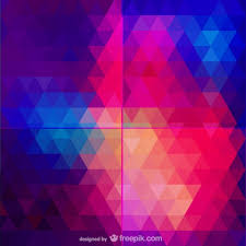 triangle pattern freepik abstract triangle pattern vector free download