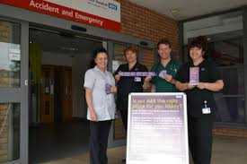 yeovil hospital launches new pocket guide for people needing