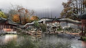 Chinese Garden Design Decorating Ideas Chinese Garden Design Photos On Fancy Home Interior Design And