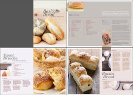 recipe template for indesign google search book template
