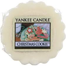 yankee candle christmas cookie wax melt tart temptation gifts