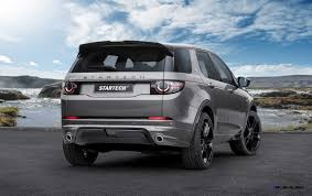 land rover discovery sport 2014 brabus startech land rover discovery sport