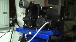 polar air compressor overview and noise demonstration youtube