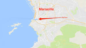 Marseille France Map by Marseille Woman Dead After Alleged Van Attack Business Insider