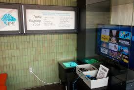 gaming lounge digital media center