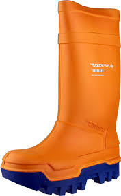 dunlop c662343 purofort thermo full safety wellington boot mens