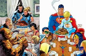 happy thanksgiving lol comics creators share their favorite thanksgiving traditions