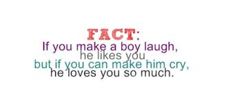 intresting true facts about boys which must feelyourlove