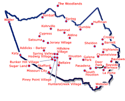 map houston harris county choose city houston electric rates