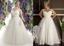curvy wedding dresses 2017 curvy and plus size fashion wedding dresses that will suit