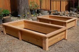 how to make garden planter boxes plans diy free download most