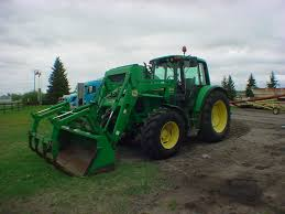 annual pre haying equipment auction at fraser auction yard of