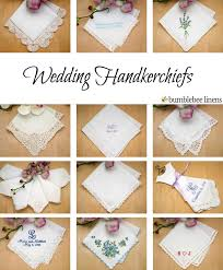 what of gifts to give at a bridal shower wedding handkerchiefs bridal handkerchiefs wedding hankies