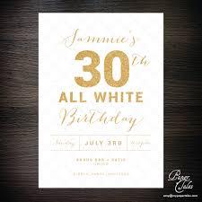 all white birthday party invitation wording alanarasbach com