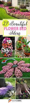 Pretty Flower Garden Ideas 27 Best Flower Bed Ideas Decorations And Designs For 2018
