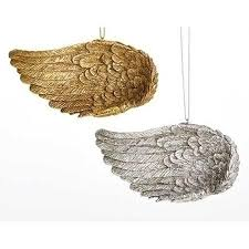 buy pack of 12 gold and silver antique finish wing