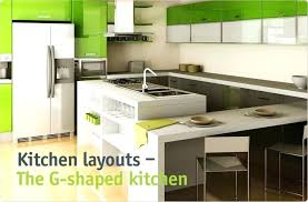 l shaped kitchen layout with island g shaped kitchen layout u shaped kitchen layout with island