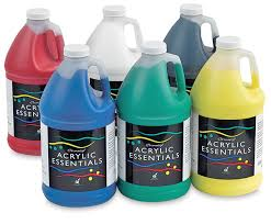 chromacryl acrylic essentials blick art materials