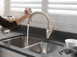 Moen One Touch Kitchen Faucet 100 Touchless Faucet Kitchen Choosing Kitchen Pulls Faucet