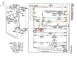 fridge wire diagram wiring diagrams schematics