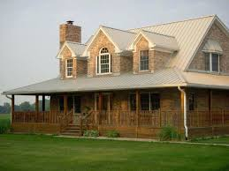 wrap around porch house plans modern country house plans image of country house plans with wrap