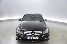 used 2012 mercedes benz c class c220 cdi blueefficiency sport 4dr