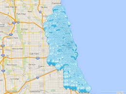 divvy chicago map oak park to get 13 divvy bike stations wls am 890 wls am