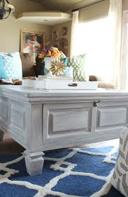 how to paint furniture with a car wash sponge refunk my junk