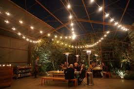 Restaurant String Lights by 10 Best Restaurants In Los Angeles For Outdoor Dining L A Weekly