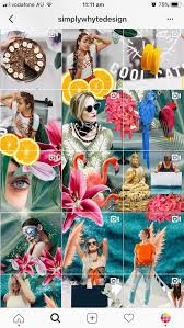 layout magazine app 9 types of instagram grid layouts planner tips