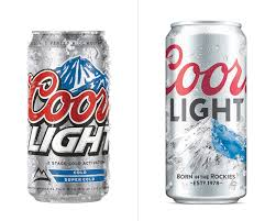 coors light on sale near me brand new new logo and packaging for coors light by turner duckworth