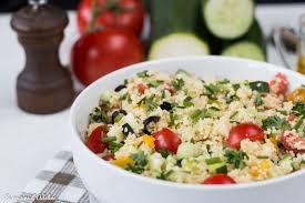 cuisine fr recette taboulé aux légumes recette facile et rapide la cuisine d adeline