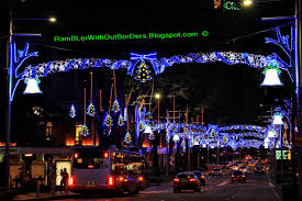 rambler without borders orchard road christmas light up 2015
