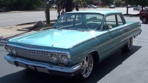 1963 chevrolet biscayne 42 900 00 youtube