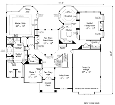 and house plans dupont house floor plan frank betz associates