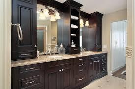 Custom Bathroom Vanity Cabinets Large Top Bathroom Simple Custom