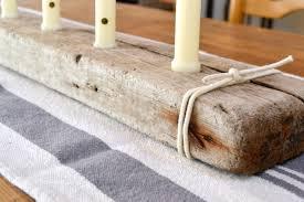 driftwood centerpieces homeroad driftwood centerpiece candle holder