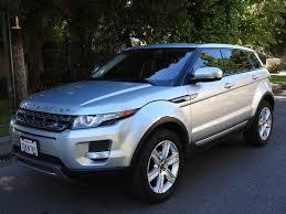 silver range rover evoque 2013 land rover range rover evoque pure plus one owner factory