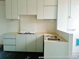 kitchen renovation design breathtaking 3 room hdb kitchen renovation design 82 for small