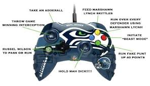 xbox one controller seahawks nfl memes on twitter seattle seahawks controller released http