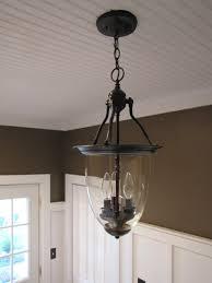 Barn Pendant Light 3 00 Brass Pendant Light Turned Into Pottery Barn Style