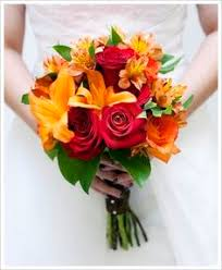 wedding flowers queanbeyan orange gray wedding colors seeded eucalyptus spider mums and