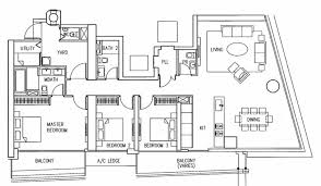 residence floor plan floor plans marina bay residences singapore