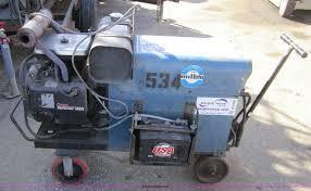 miller aead 200le welder generator item a4438 sold nove