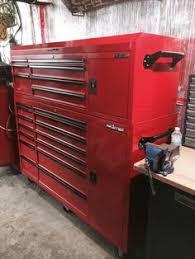 Tool Box Top Hutch Matco Custom Toolbox On Sale What U0027s Happening Now Pinterest