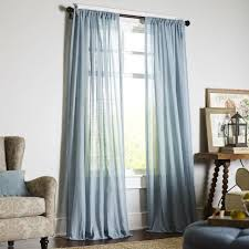 Tropical Curtain Panels Interesting Teal Sheer Curtains And Tropical Breeze Back Tab Semi